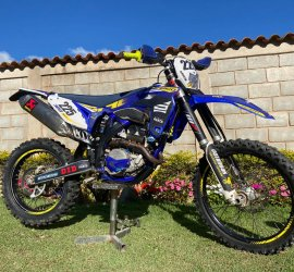 SHERCO SEF-R 300 FACTORY 2014