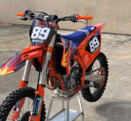 KTM SX-F 250 FACTORY EDITION