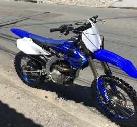 YZ450F 2020 30 HORAS