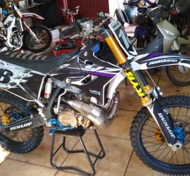 YZ 250 ANO 2004