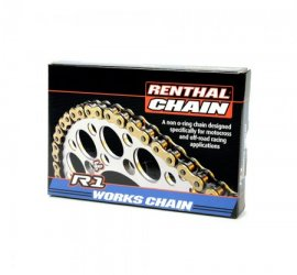 CORRENTE RENTHAL R1 WORKS CHAIN 420X130